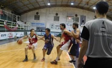 Victoria de Ciudad de Saladillo ante Bragado club