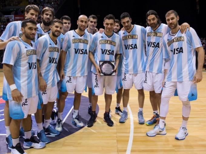Cierre perfecto en Córdoba para la Selección Argentina