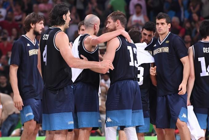Argentina se despido de los Juegos Olímpicos con derrota ante EEUU