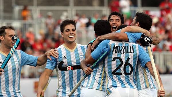 ¡Son de Oro!  Los Leones le ganaron 4-2 a Bélgica y son campeones olímpicos