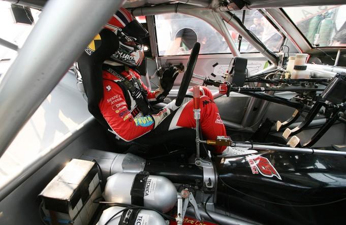 Juan Martin Bruno fue sexto en la primera clasificación en Parana