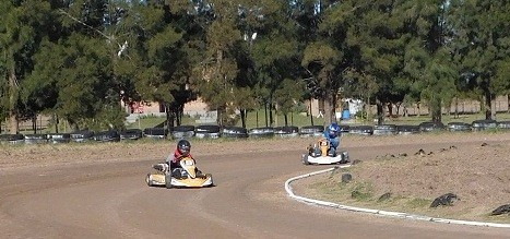 Categorías del Karting del Sur Bonaerense corren este domingo en el Ciclón del Saladillo Automóvil club