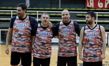 Maxi Saladillo perdió ante Maxi Junín por el torneo de Maxi básquet