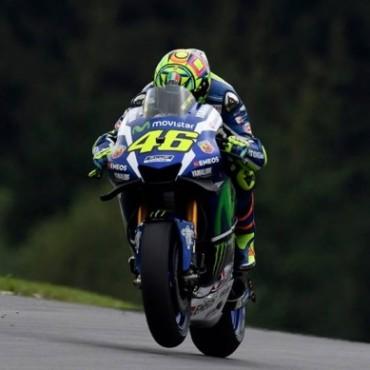 Domingo de Moto GP donde Valentino Rossi ira por el podio