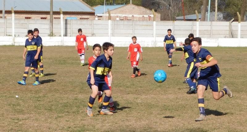 Hoy Fecha del Torneo de Inferiores de Fútbol