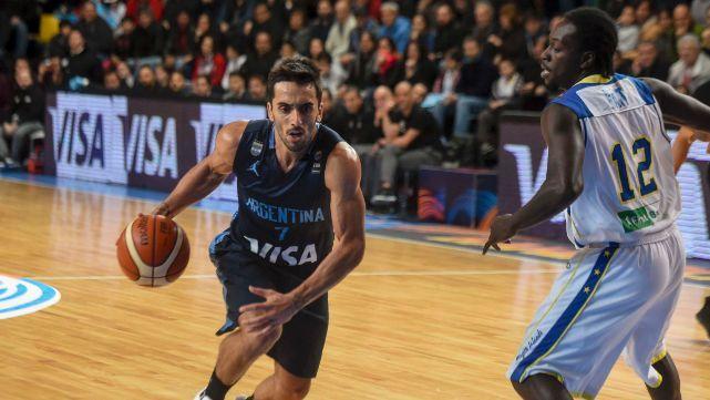 Argentina venció a Islas Virgenes y llega de la mejor manera al Final Four