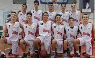 Sub17 de Ciudad clasificó para la eliminatoria del Provincial de clubes