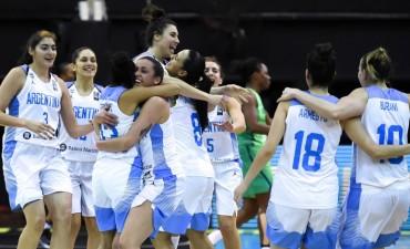 Selección argentina femenina juega este sábado su pase al mundial