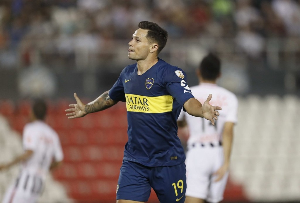 Boca goleó a Libertad en Paraguay y avanzó a los cuartos de final de la Copa Libertadores