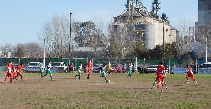 Tercera fecha del Torneo de Primera y Segunda División