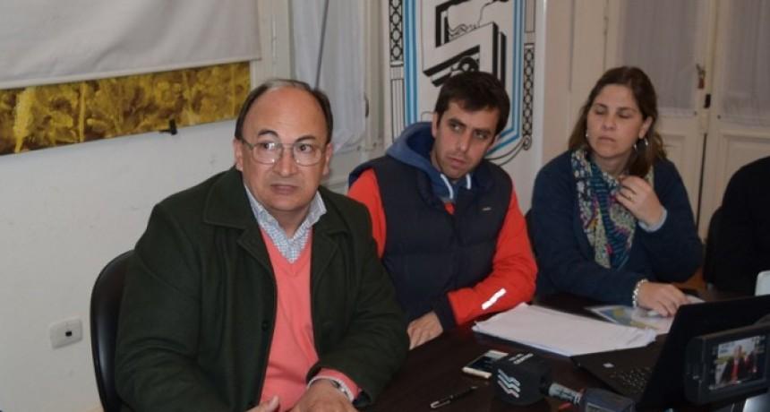 Se presentó el proyecto Corredor Deportivo en Saladillo