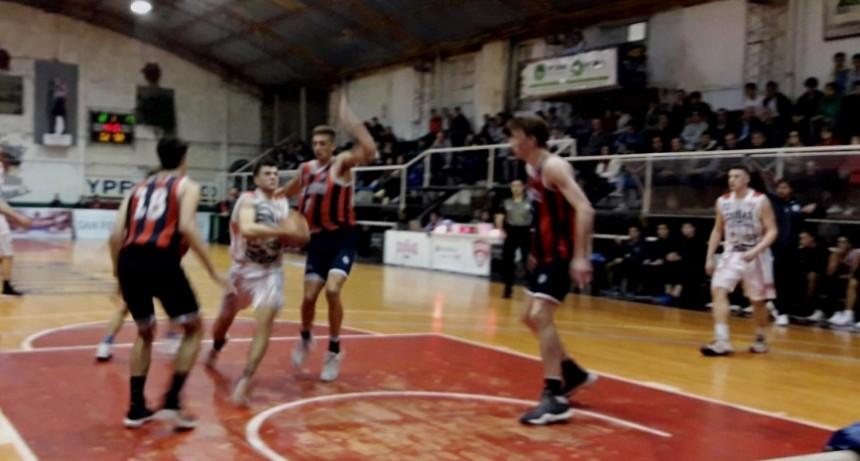 Lanús y Ciudad ganaron en la primera jornada del cuadrangular