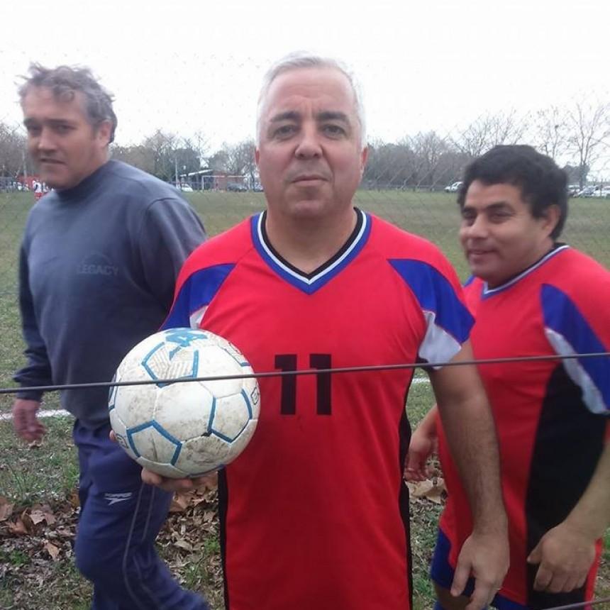 Programa fecha 15 del Torneo de Veteranos de Fútbol