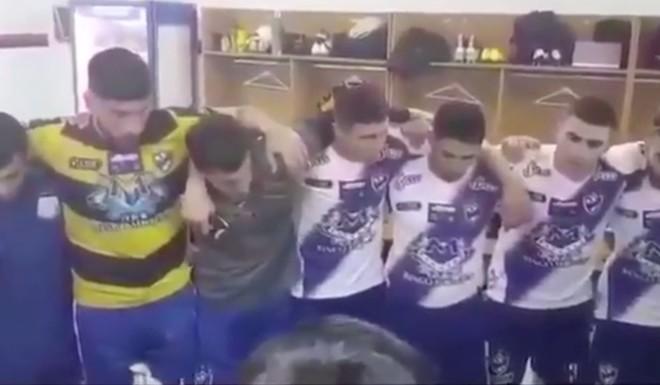 Tremenda arenga en la Copa Argentina