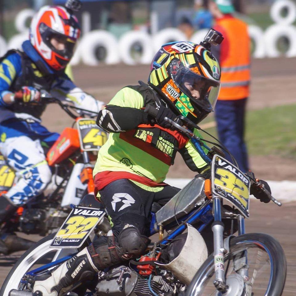 Saladillenses corrieron en el Campeonato Argentino de Motociclismo