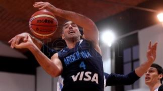 El seleccionado argentino de básquetbol juega la final ante Puerto Rico