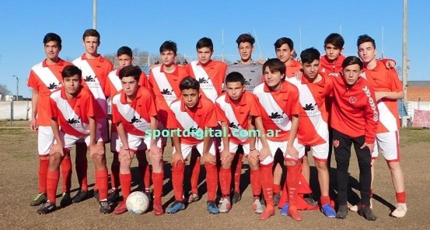 Selección sub15 de Saladillo perdió ante 25 de Mayo