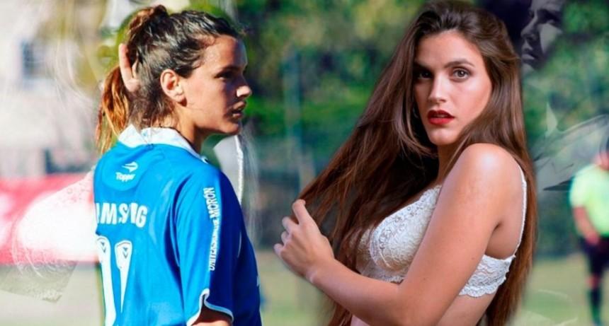 Sasha Gigliani, la futbolista que compite para ser