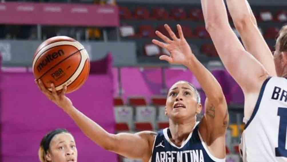 Insólito: Argentina fue eliminada sin jugar, por no tener sus camisetas
