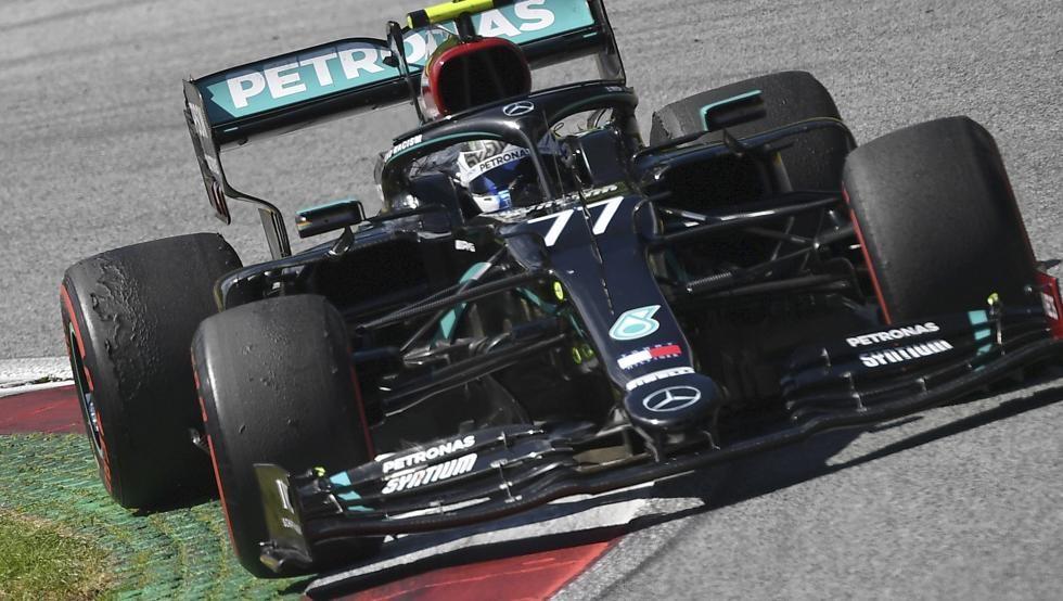 Hamilton arrasó en el Gran Premio de España