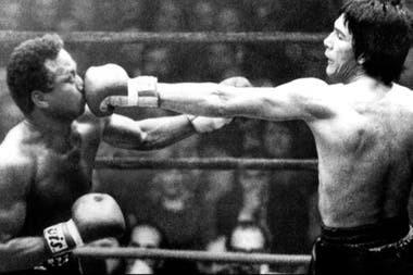 Un 9 de febrero de 1974, Carlos Monzón defendió su título de campeón ante