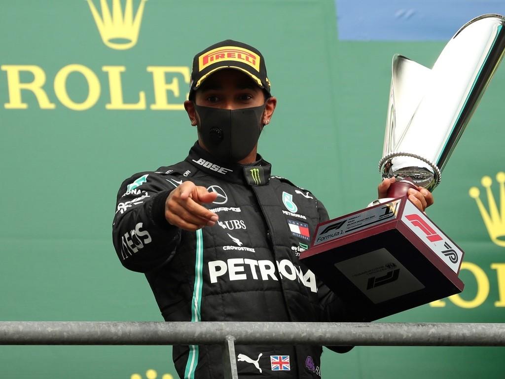 F1: Hamilton - Bottas, otro monólogo de Mercedes