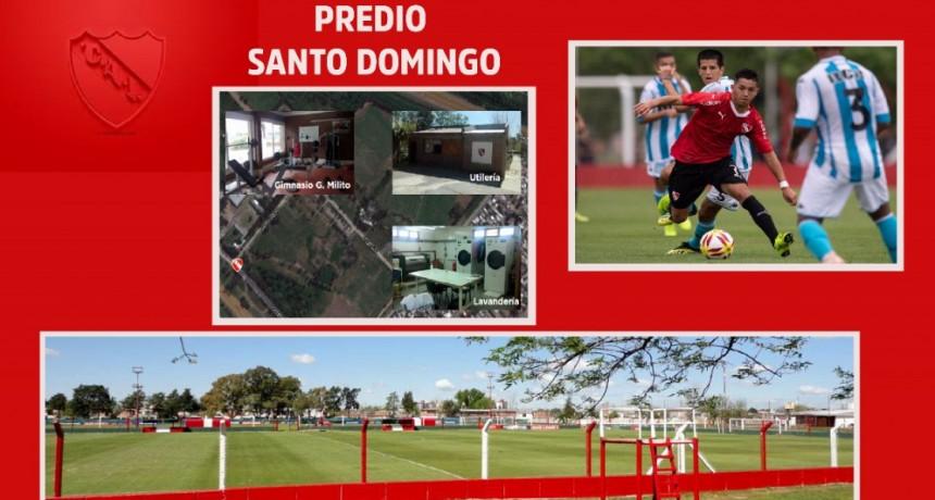 Independiente de Avellaneda interesado en crear un centro de entrenamiento en Saladillo