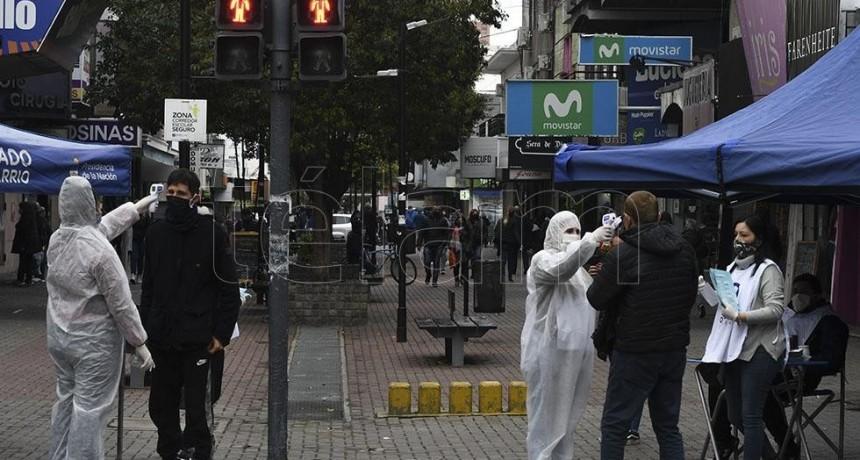 Buenos Aires tiene 53 municipios en fase 5, 45 en fase 4 y 37 en fase 3