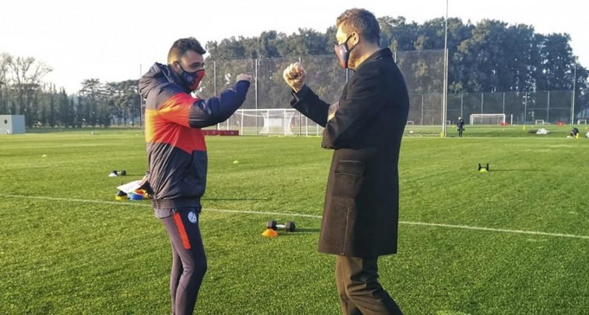 25 futbolistas contagiados de coronavirus en el regreso a los entrenamientos