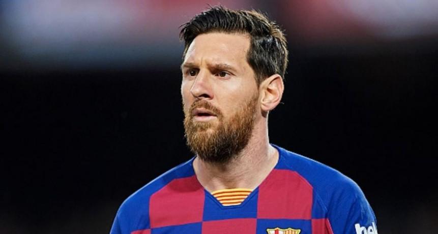 Messi le comunicó al Barcelona su intención de dejar el club