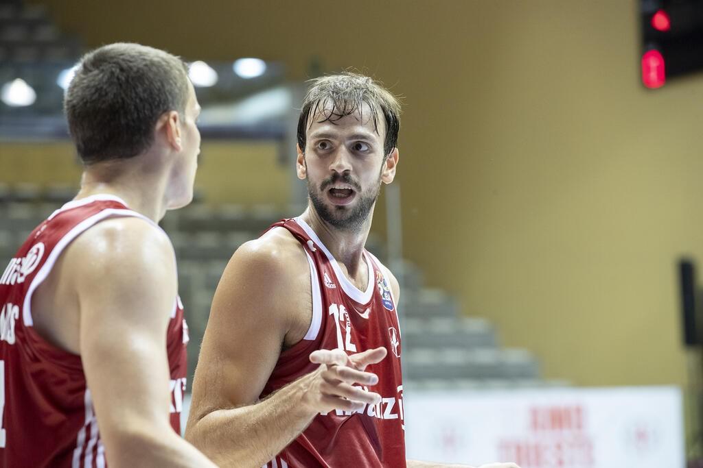 Marcos Delía, luego de su paso por Tokio se reintegra al Allianz Trieste