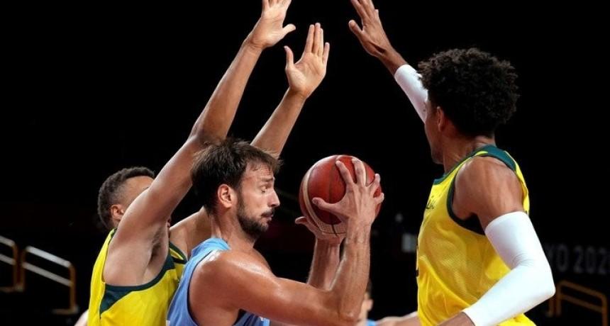 Argentina perdió ante Australia y se despidió de los JJOO