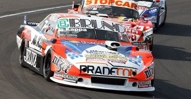Juan M. Bruno finalizó octavo en Rafaela. Ruggiero se quedó con el escalón más alto del podio