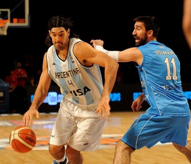 Argentina le ganó a Uruguay en el inicio de la segunda fase