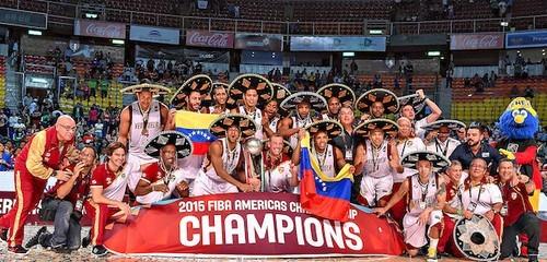 Venezuela venció a Argentina y fue campeón del Preolímpico