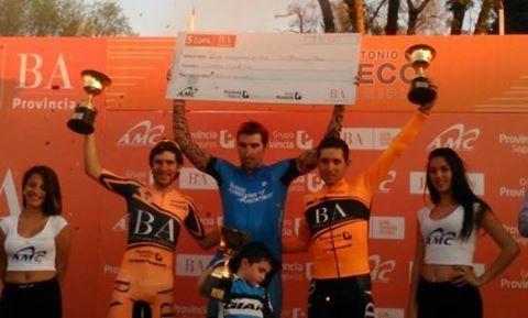 Sebastian Tolosa lidera el ranking de la 5ta. Copa Buenos Aires Provincia