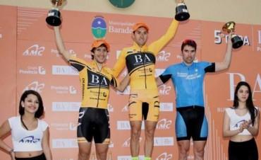 Sebastián Tolosa ganó en Baradero