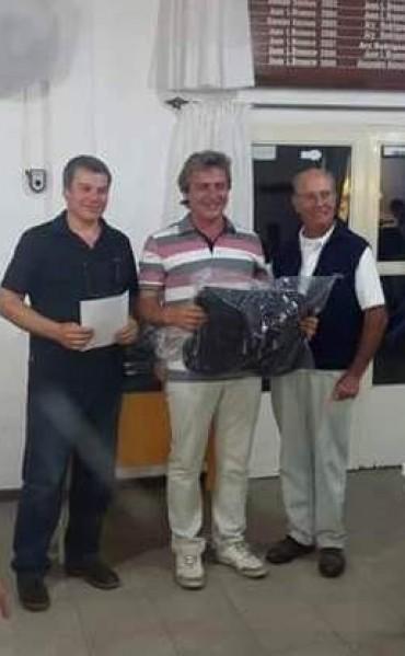 """Saladillo Golf fue tercero en el Torneo """"Cuatro Zonas"""""""