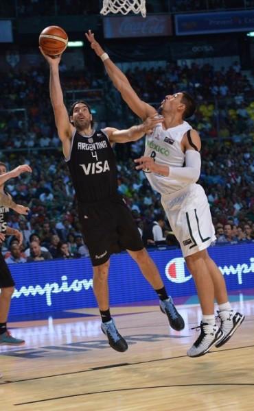 Argentina cayó ante Mexico y perdió el invicto