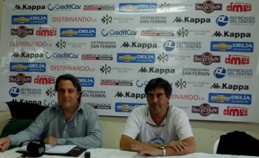 Ciudad de Saladillo debuta este viernes ante Sports de Pergamino