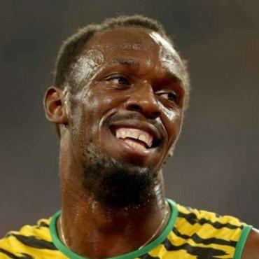 Usain Bolt, más rápido que ligero en un bar de Londres: se fue sin garpar