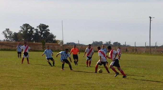 "Se jugó la octava fecha del Torneo Clausura ""Copa Bicentenario"""