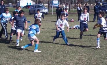 Se realizo Encuentro de Escuelitas de Rugby en Saladillo