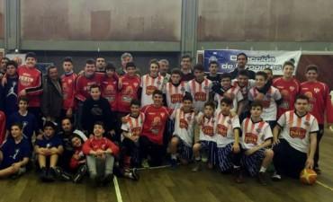 Selección sub13 de Chivilcoy ganó su primer partido en el zonal
