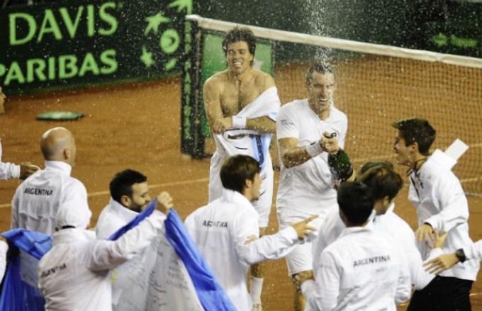 Copa Davis 2017: Argentina arranca como local ante Italia