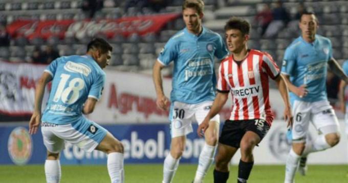 Le hizo Taca-Taca: Belgrano sacó al Pincha de la Copa