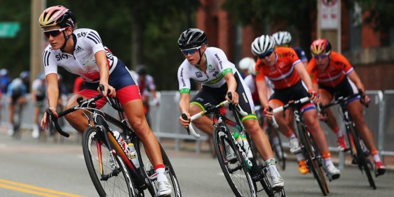 Hubo actividad en General Alvear con presencia de ciclistas saladillenses