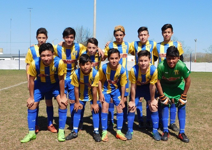 Este jueves Apeadero ante Argentino por el Provincial de clubes sub13