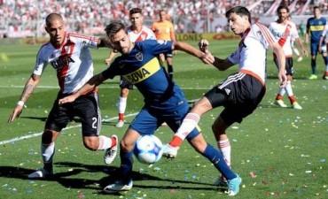 Boca se hizo fuerte en San Juan y derrotó a River en el primer Superclásico de la temporada