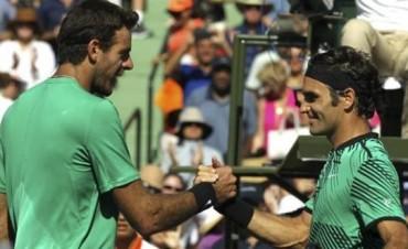 Imperdible: Del Potro vs. Federer, el partido que ambos siempre desean jugar